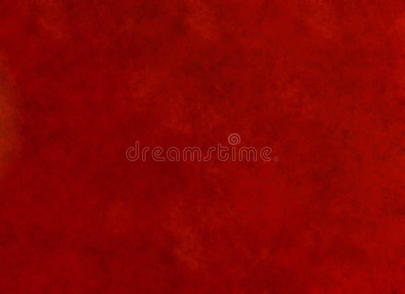 Fundos textured vazios vermelhos ilustração stock