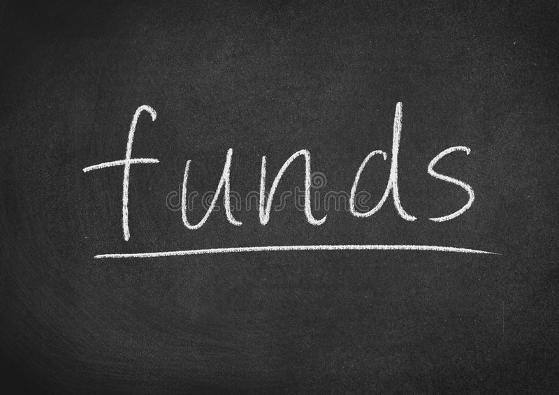 funds fotografia stock