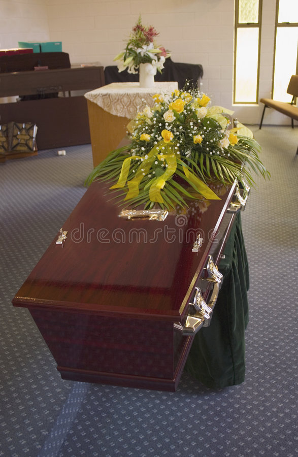 Funeral 08 foto de stock royalty free