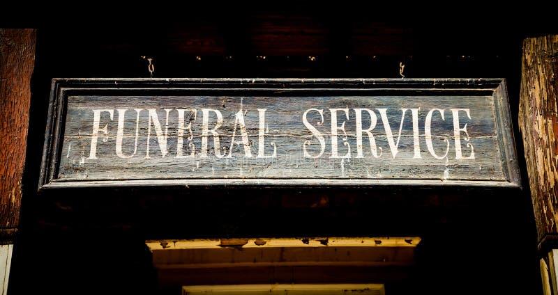 Funeral fotos de archivo