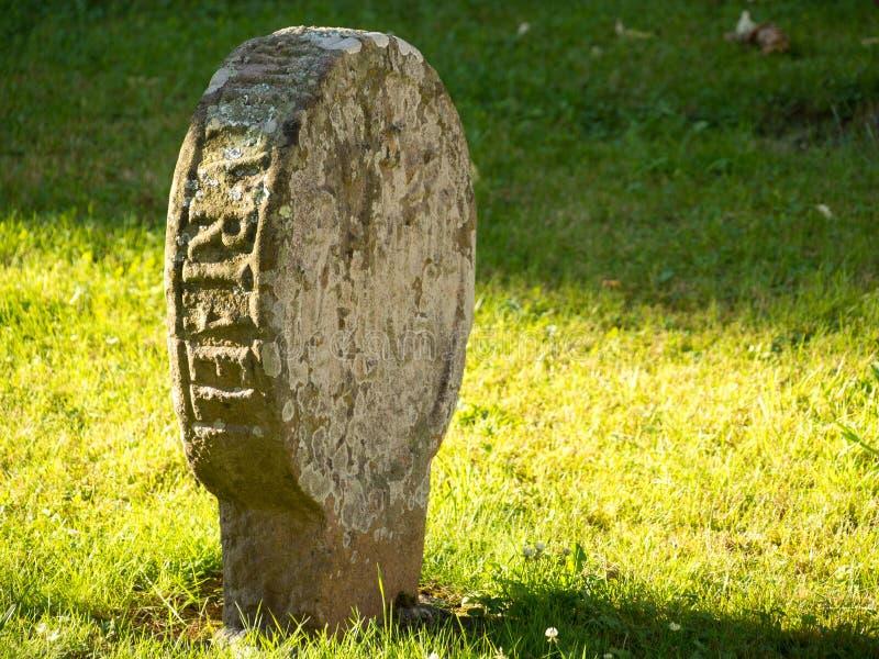 Funerary monument stock fotografie