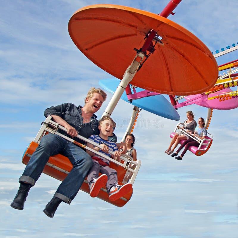 Free Funfair Fairground Ride Stock Images - 32938904