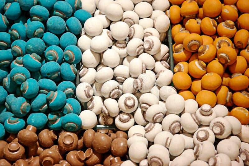 Fungo di Candy fotografie stock libere da diritti