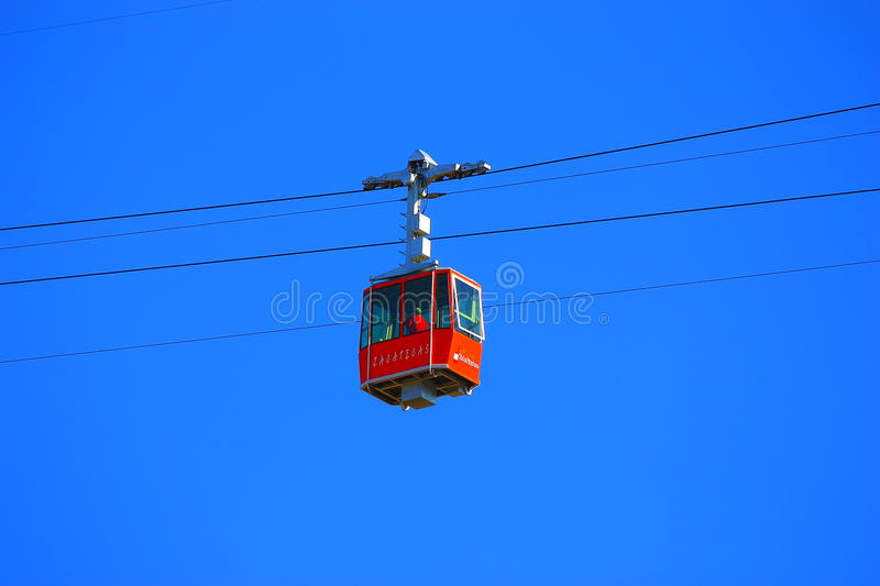 Funiculaire I photos stock