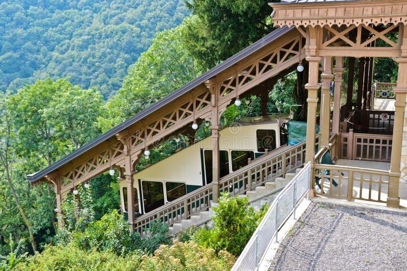Download Funicular Railway Royalty Free Stock Image - Image: 25792326