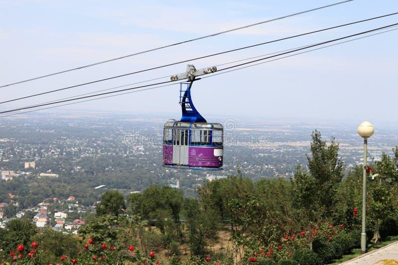 Download Funicular To Kok Tobe Mount Stock Photo - Image: 26575170