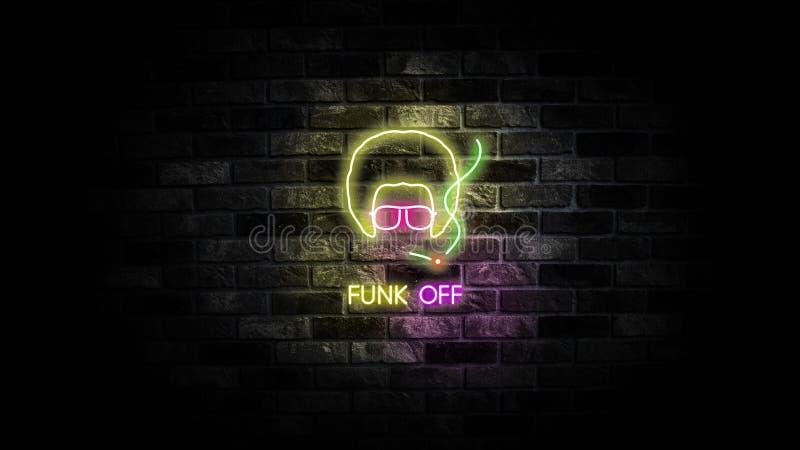Funk fora fotos de stock royalty free