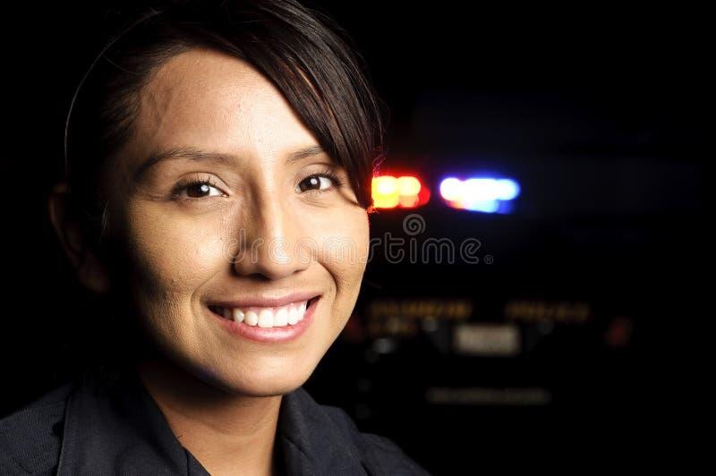 Funkcjonariusz policji fotografia stock