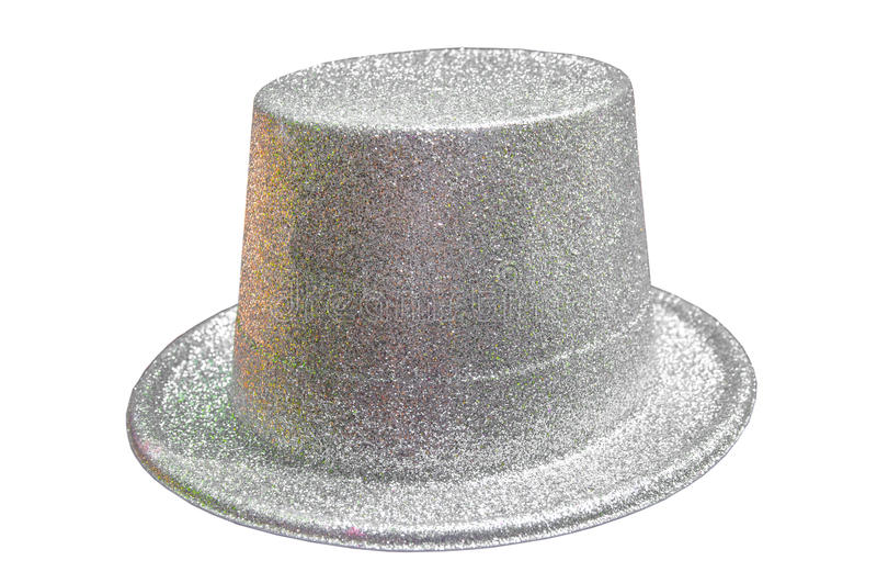 Funkeln-Partei-Hut lizenzfreies stockbild