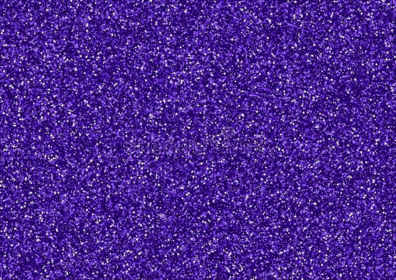 Download Funkelnbeschaffenheit, Die Aus Kleinen Sternen Besteht Stock Abbildung - Illustration von einladung, feiertag: 90231668
