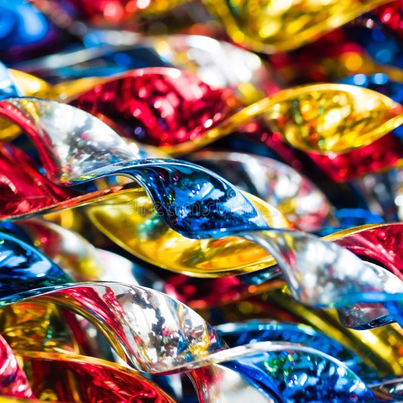 Funkelnde Farben lizenzfreies stockbild
