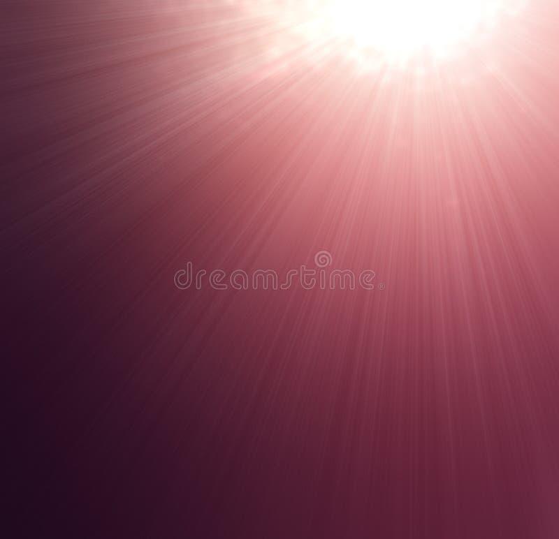 Funkelnweinleseschein beleuchtet Hintergrund, abstraktes BAC des Scheins lizenzfreie stockfotos