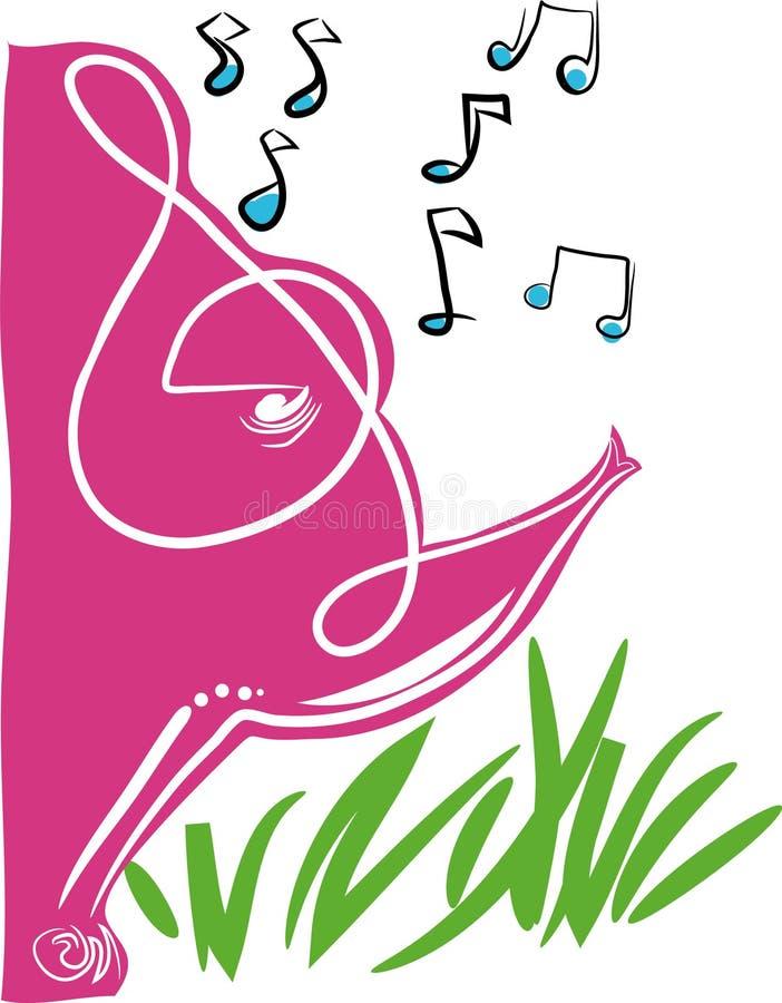 Download Funky Achtergrond Van De Muziek Vector Illustratie - Illustratie bestaande uit compose, ontwerp: 107708677