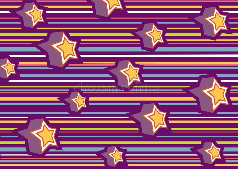 Funky Background Stock Image