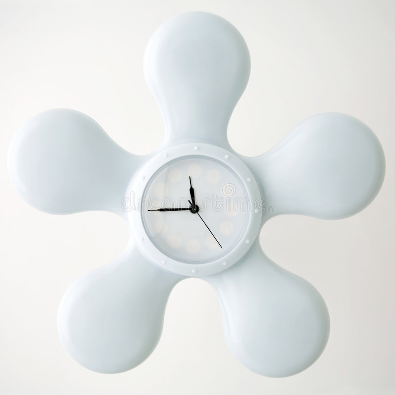 Download Funky clock stock photo. Image of flower, retail, measure - 1250006