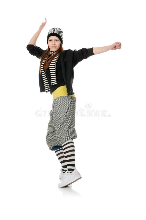 Download Funky dancer stock image. Image of dance, cool, break - 12374893