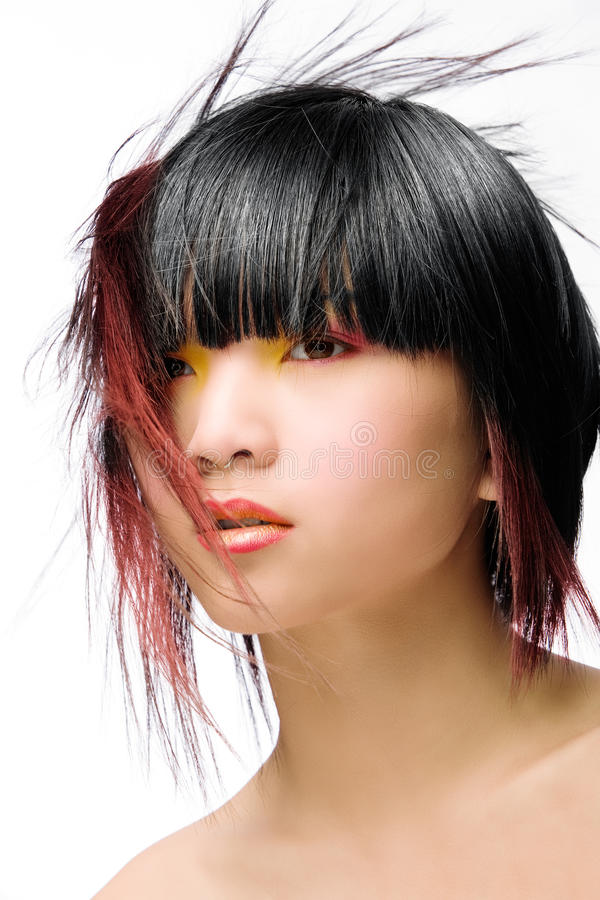 Free Funky Hair Stock Photography - 14761872