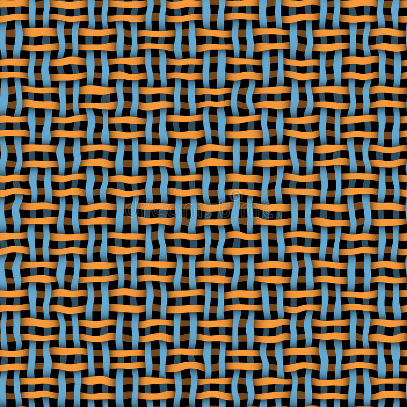 Free Funky Woven Background Stock Image - 4123021