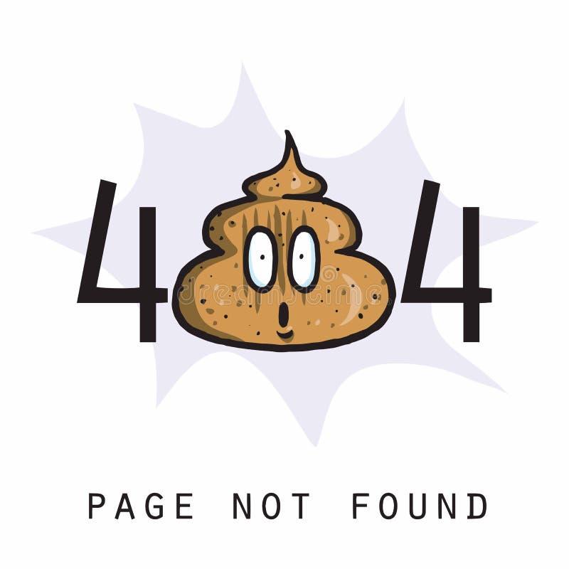 Funnen felakter för 404 sida inte Internetuppkopplingsidamall klotterillustrationen min bildportfölj ser den liknande vektorn vektor illustrationer