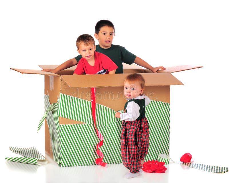 Funnest Gift stock photo