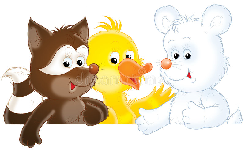 Download Funny Animals Royalty Free Stock Photography - Image: 1581197