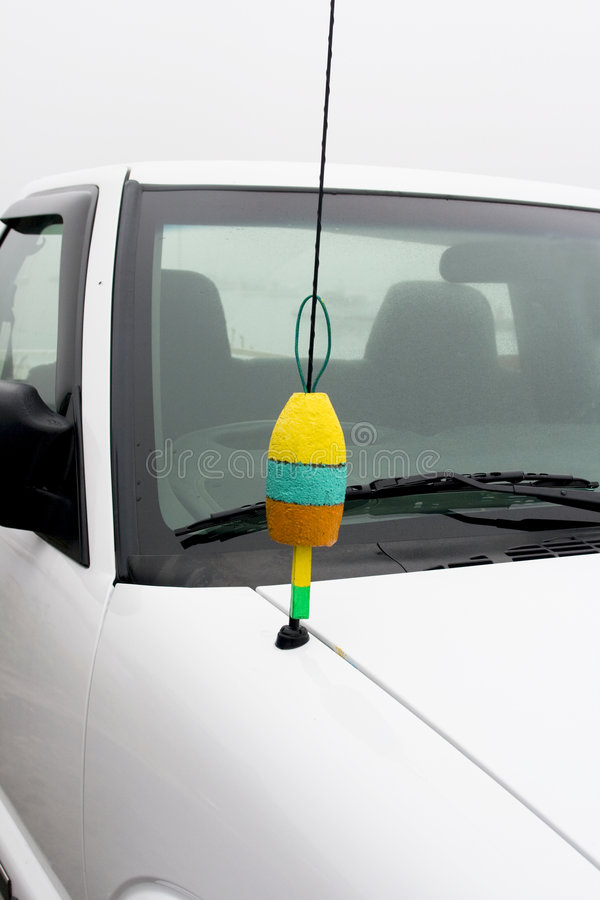 Download Funny antenna on car stock photo. Image of window, antenna - 7959504