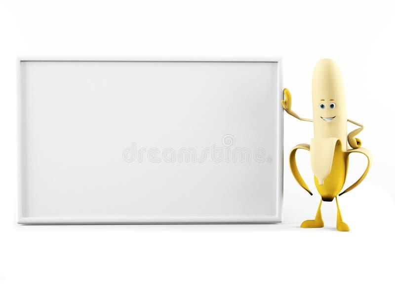 Funny Banana Stock Photography