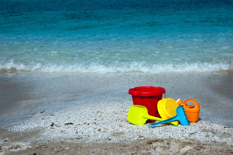 Funny beach stock photos