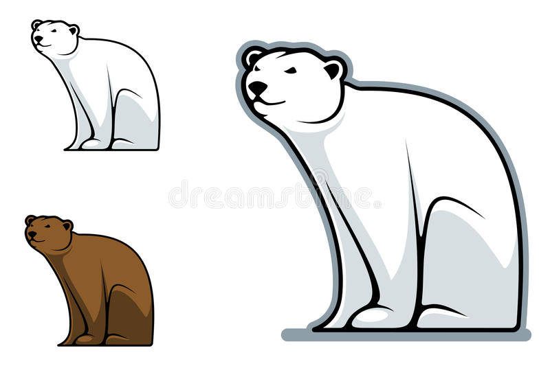 Download Funny bear stock vector. Illustration of cartoon, character - 29286630