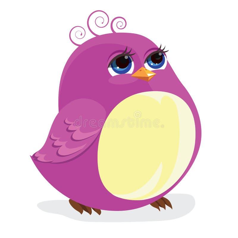 Download Funny bird stock vector. Image of illustration, humor - 20517387