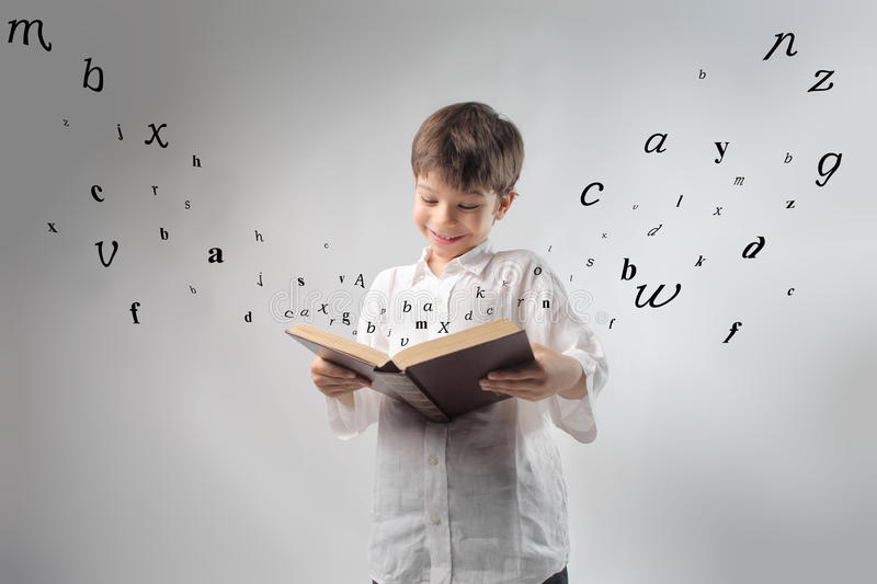 Download Funny book stock photo. Image of book, happy, concept - 14765644