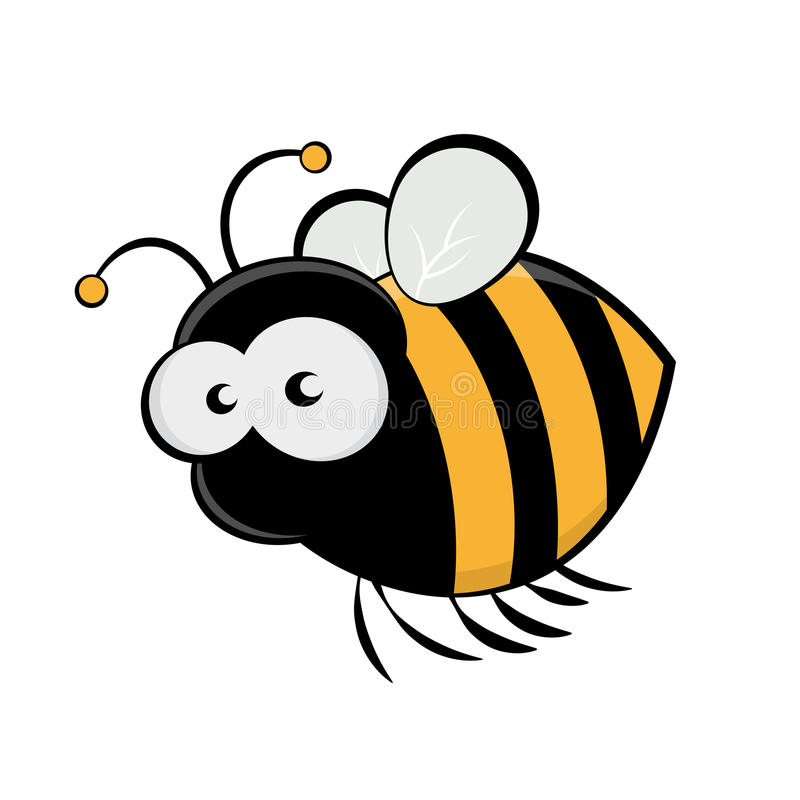 funny bumblebee clipart stock vector illustration of isolated rh dreamstime com bumblebee clipart black and white bumblebee clipart images