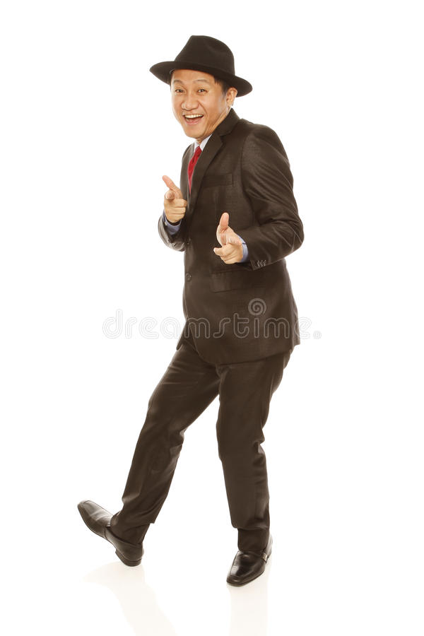 Download Funny Businessman stock image. Image of attire, business - 25411323