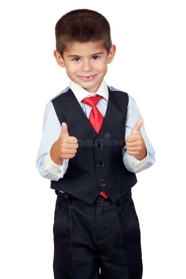Download Funny Businessman Saying Ok Stock Photo - Image: 22043298