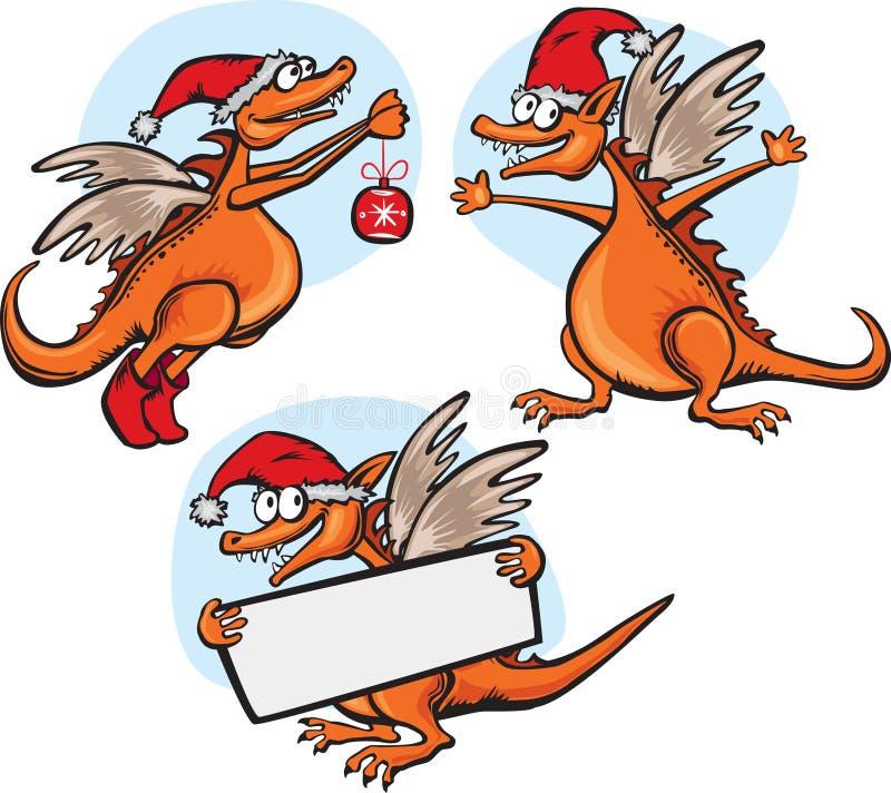 Download Funny cartoon dragon stock vector. Illustration of cartoon - 22069487