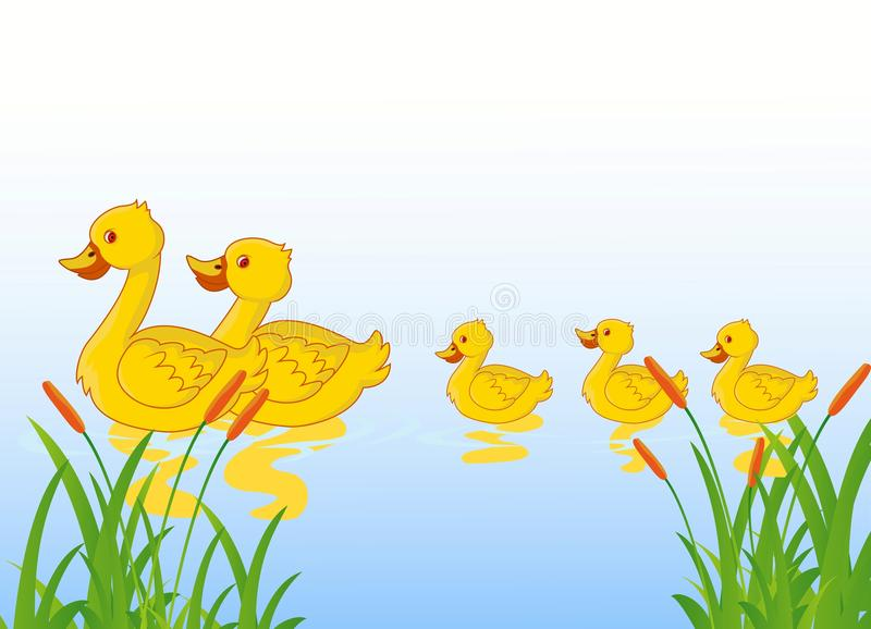 Cartoon Duck Family Stock Illustrations 1 704 Cartoon Duck Family Stock Illustrations Vectors Clipart Dreamstime