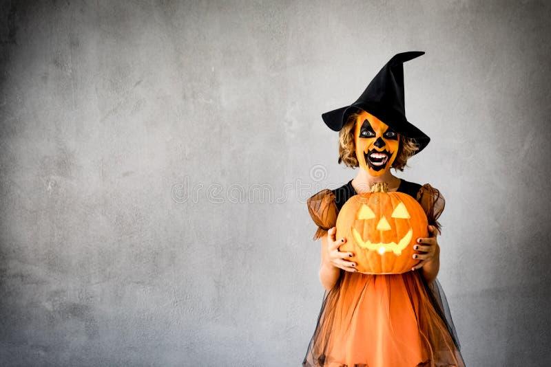 Halloween Pumpkin Autumn Holiday Concept stock photography
