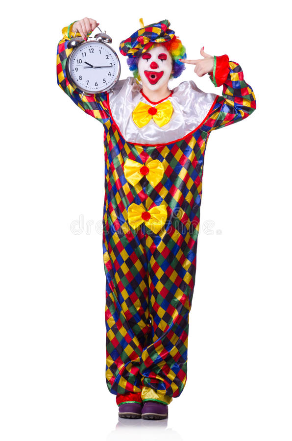 Download Funny clown stock photo. Image of humor, funny, character - 32810686
