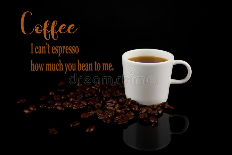 Funny Coffee Memes,`i Can`t Espresso How Much You Mean To Me ... #meWithoutCoffeeQuote