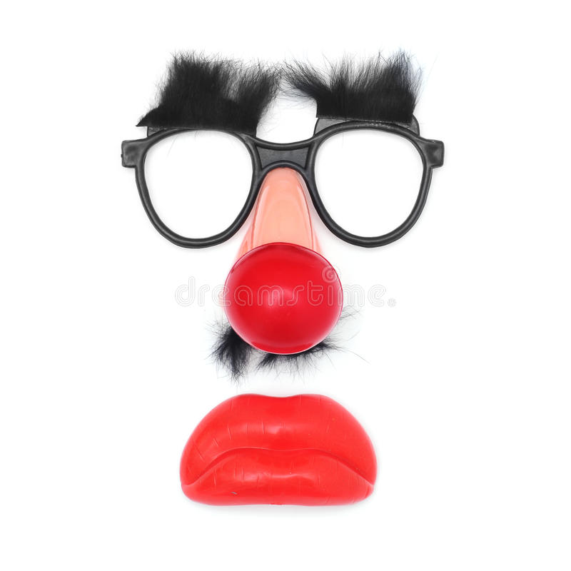Download Funny face stock photo. Image of mardi, costume, disguise - 33949678