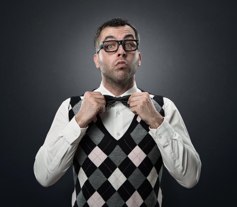 Download Funny fashion nerd stock image. Image of humor, geek - 29594321