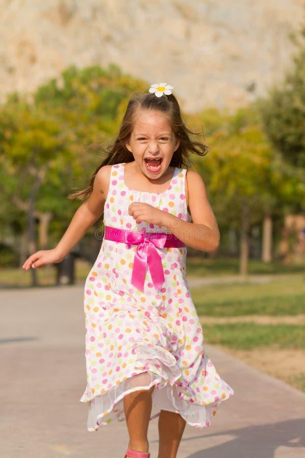 Funny Running Pictures Little Girl Funny Little Girl Runn...