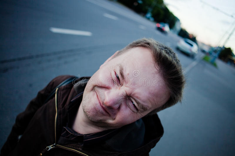 Download Funny Man Royalty Free Stock Photo - Image: 20642455
