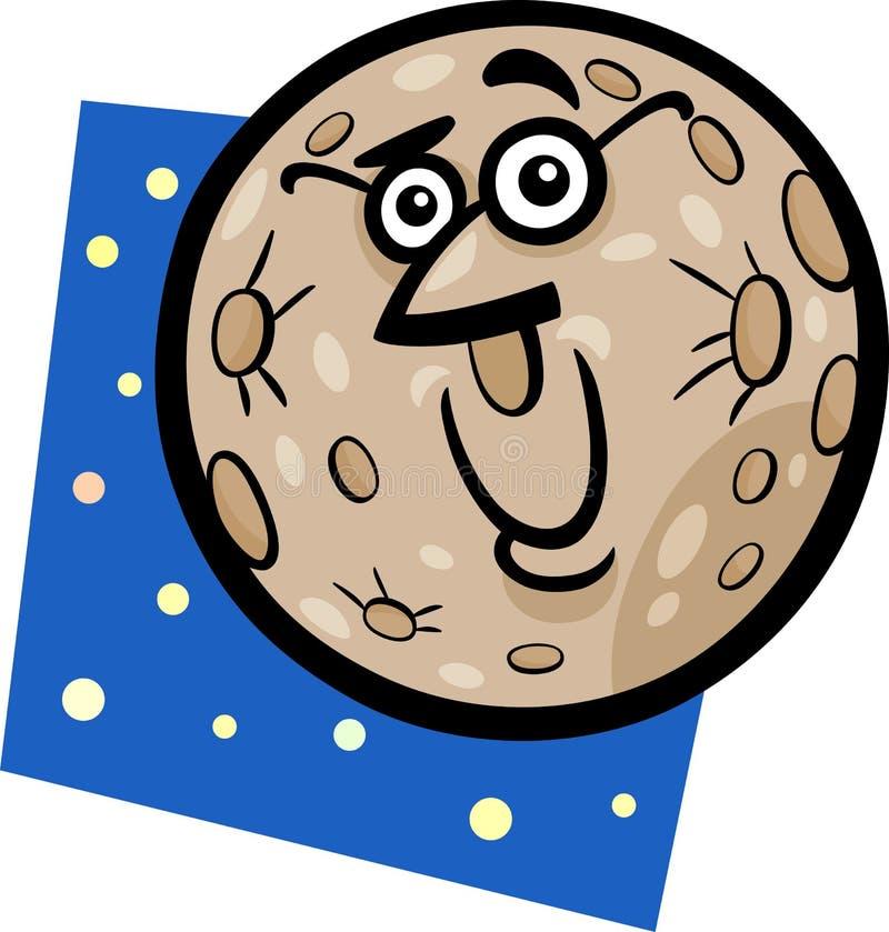 funny mercury planet cartoon illustration stock vector rh dreamstime com clipart of mercury clipart of mercury