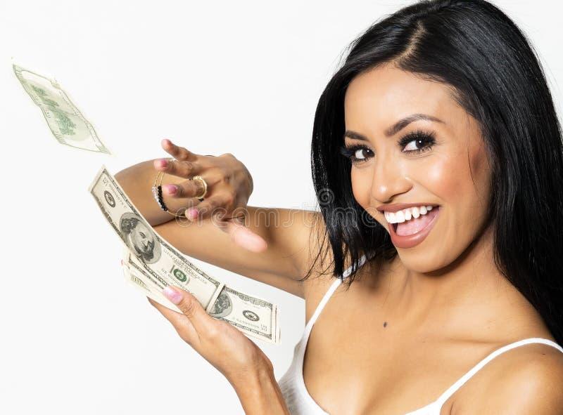 Funny money stock photography