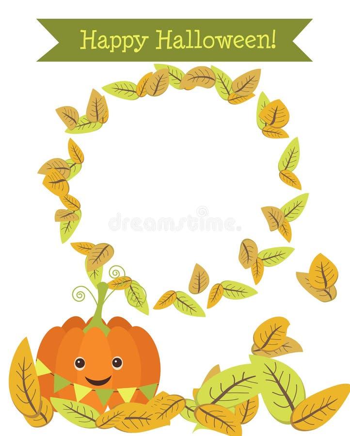 Download Funny pumpkin stock vector. Illustration of face, shape - 34649222