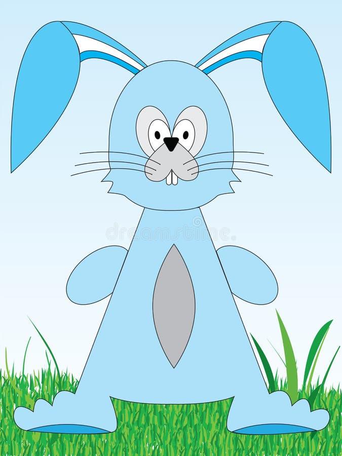 Funny rabbit royalty free stock photos