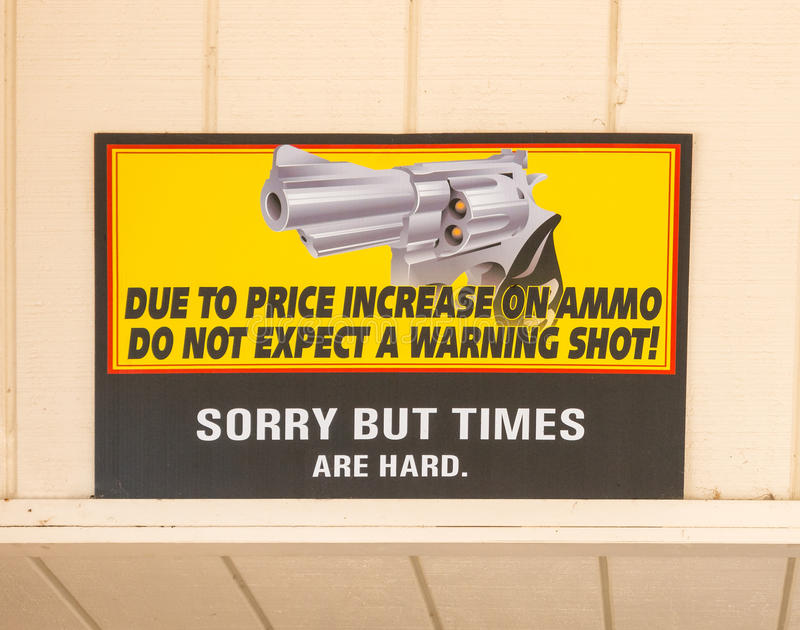 Funny sign royalty free stock photo