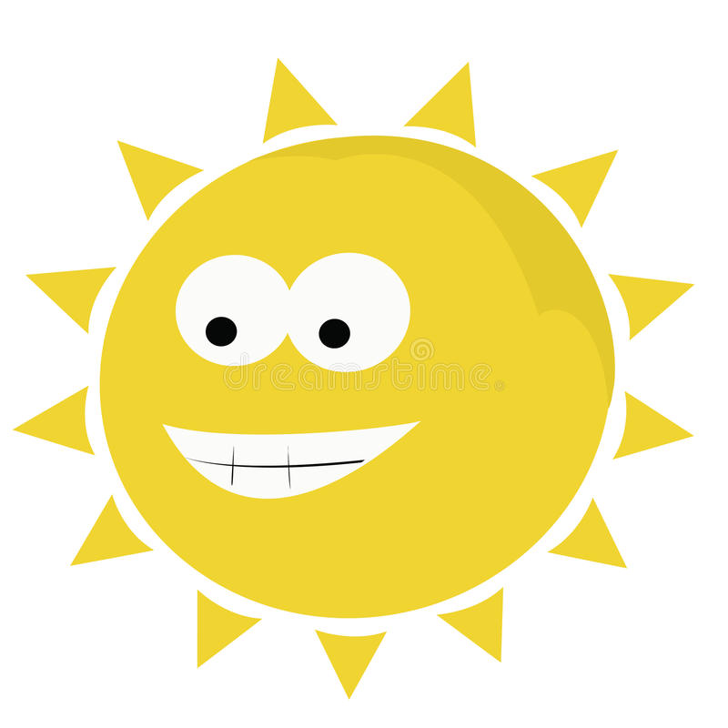 Download Funny Sun Royalty Free Stock Photos - Image: 34250358