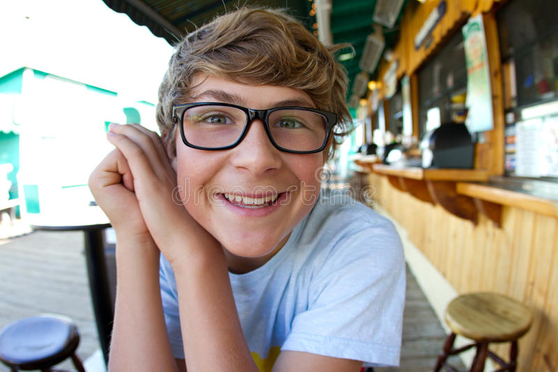 Funny Teenager